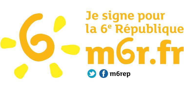 Je signe pour la 6ème République